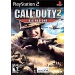 Activision Call Of Duty 2: The Big Red One