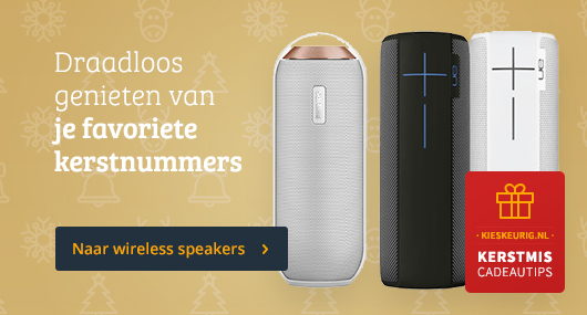 Vergelijk hier alle wireless speakers