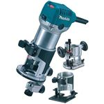 Makita RT0700CX2J bovenfrees 710 W