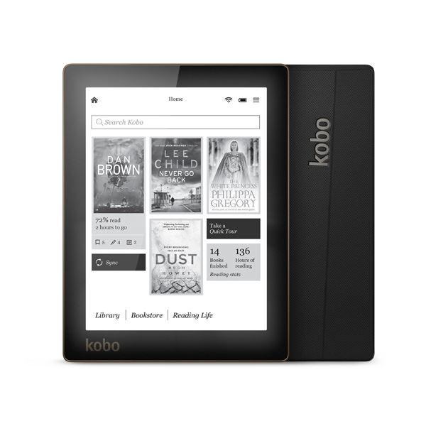 kobo aura hd review pdf