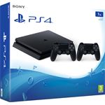 Sony Playstation PlayStation 4 Slim 1TB + 2 Dualshock 4 V2
