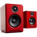 AudioEngine A2+ - Desktop Luidsprekers - 2 stuks - rood