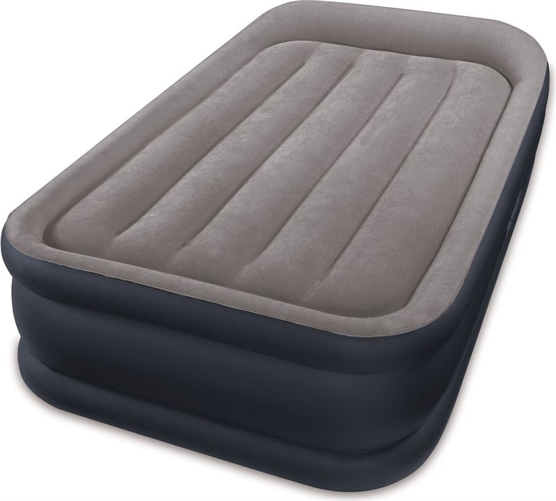 Intex Deluxe Pillow Rest Twin Luchtbed