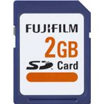 Fujifilm Secure Digital High Quality, 2GB