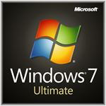 Microsoft Windows 7 Ultimate, SP1, OEM, 1pk, 32-Bit, DVD, ENG