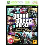 Microsoft Grand Theft Auto: Episodes from Liberty City (Xbox 360) Xbox 360