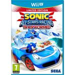 Sega Sonic & All-Stars Racing Transformed Limited Edition, Nintendo Wii U Wii U