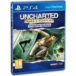 Sony Uncharted: Drakes Fortune PlayStation 4