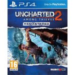 Sony Uncharted 2: Among Thieves PlayStation 4