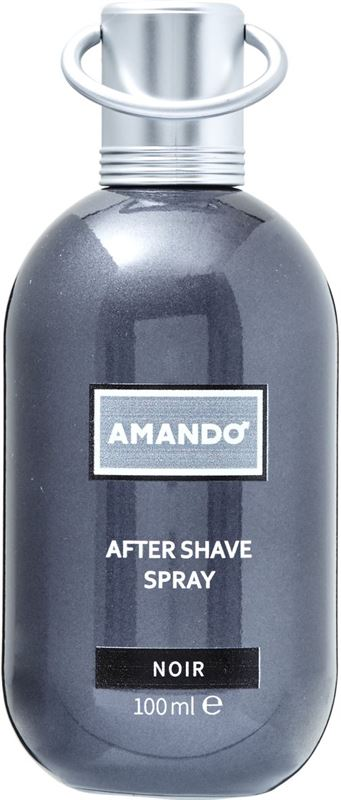 Amando Noir for Men - 100 ml - Aftershave spray