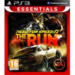 Electronic Arts Need for Speed: The Run Essentials, PS3 PlayStation 3