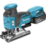 Makita DJV181RTJ 18V 5.0Ah Li-Ion Decoupeerzaag T-Model + ! + Gratis Accu via