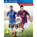Electronic Arts FIFA 15 Legacy Edition, PS Vita PlayStation Vita
