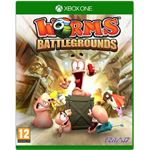 Team 17 Worms  Battlegrounds, Xbox One Xbox One