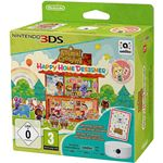 Nintendo Animal Crossing: Happy Home Designer + NFC Reader/Writer + amiibo Cards Series 1 Pack Nintendo 3DS