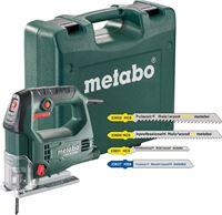 Metabo STEB 65 Quick SET 450 Watt pendeldecoupeerzaag + 20 decoupeerzaagblaadjes