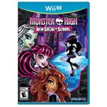 Namco Bandai Monster High New Ghoul in School Wii U
