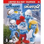 SONY PICTURES HOME ENTERTAINME De smurfen 1 2 Blu ray
