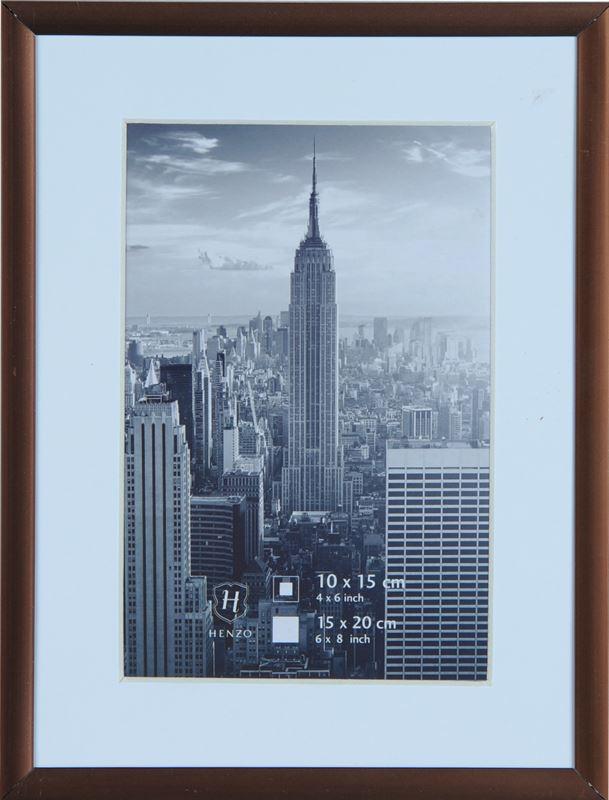Henzo Manhattan Frame 15 X 20 Bronze 81 Kopen Kieskeurignl