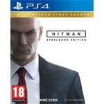 Square Enix Hitman Season One Steelcase Editie PS4