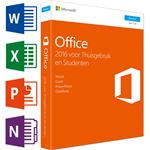 Microsoft Office Home & Student 2016 1D NL