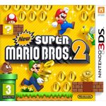 Nintendo New Super Mario Bros. 2, 3DS Nintendo 3DS