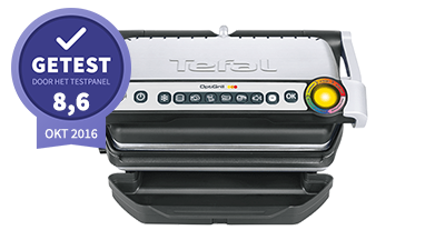 Tefal OptiGrill+ – getest door het testpanel
