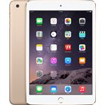 Apple iPad mini 3 2014 64 GB / goud