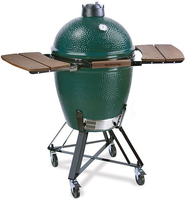 Big Green Egg Large Compleet groen