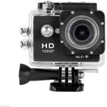 Lipa Full HD Action camera + extra batterij+ SD-kaart 16GB WIFI