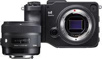 Sigma SD Quattro 30 mm F 1