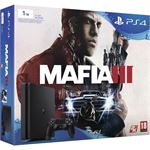 Sony Playstation 4 Slim 1 TB + Mafia 3