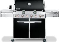 Campingaz Adelaide 4 Classic L Deluxe zwart, rvs barbecue