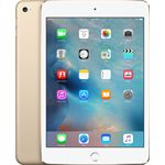 Apple iPad mini 4 2015 128 GB / goud