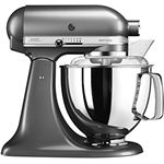 KitchenAid Artisan zilver