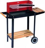 EDC BBQ Houtskool barbecue