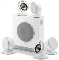 Focal Dome Flax 5.1 wit