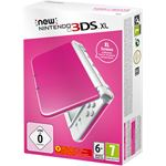 Nintendo NEW 3 DS XL PinkWhite