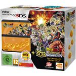 Nintendo New 3DS + Dragon Ball Z: Extreme Butoden Pack zwart