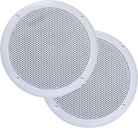 Aquasound Jive Economy speakerset 155x35 inbouw 50w Wit