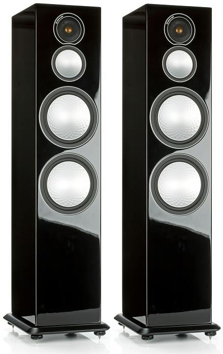 Monitor Audio Silver 10 walnoot