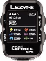 Lezyne Micro GPS Color Fietscomputer