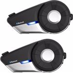 Sen, A. 20S Motorcycle Bluetooth Communication System Dual Pack