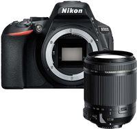 Nikon D5600 zwart + Tamron 18-200mm Di II VC