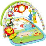 Fisher-Price 3-in-1 muzikale activiteiten gym speelset