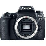 Canon EOS 77d zwart