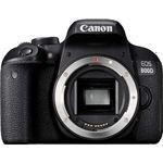 Canon EOS 800D zwart
