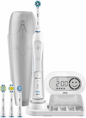 Oral B Pro 6000 Elektrische Tandenborstel Wit Blauw Elektrische Tandenborstel Kopen Kieskeurig Be Helpt Je Kiezen