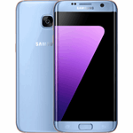 Samsung Galaxy S7 edge blauw / 32 GB