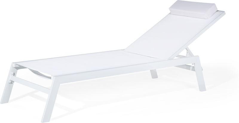 Ligstoel Tuin Aluminium : Beste ligbedden volgens consumenten kieskeurig.nl